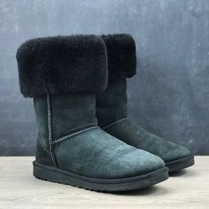 UGG Classic Tall Black Boots